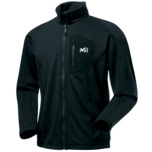 photo: Millet Tech Stretch Jacket fleece jacket