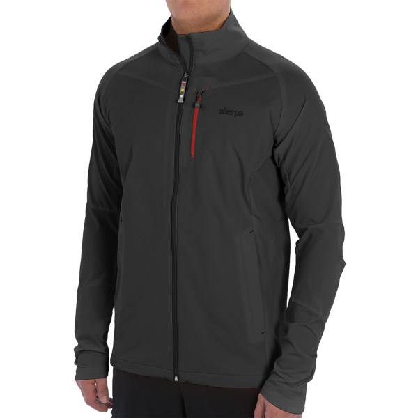 photo: Sherpa Adventure Gear Kriti Tech Jacket soft shell jacket