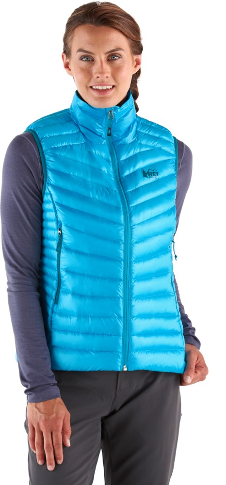 photo: REI Women's Magma 850 Down Vest down insulated vest