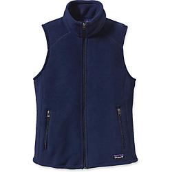 photo: Patagonia Women's Synchilla Vest fleece vest
