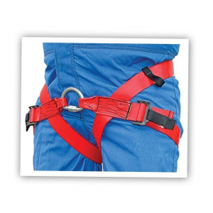 photo: CMI Cavemaster Caving Harness sit harness