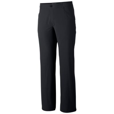 photo: Mountain Hardwear Rifugio Supreme Pant soft shell pant