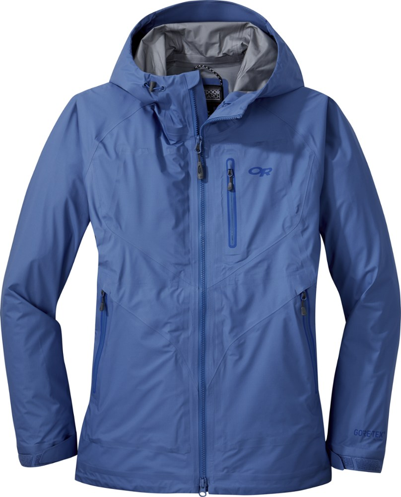 photo: Outdoor Research Women's Optimizer Jacket waterproof jacket