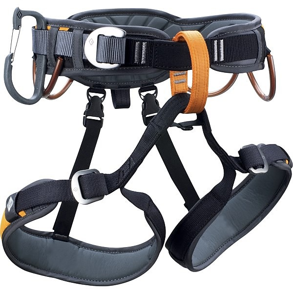 photo: Black Diamond Blizzard sit harness