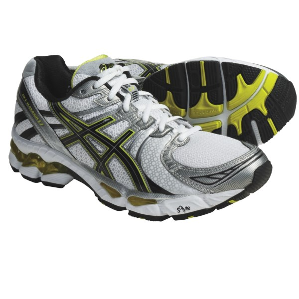photo: Asics GEL-Kayano 17 trail running shoe