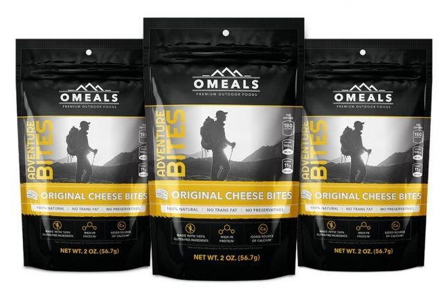 OMeals Original Cheese Bites