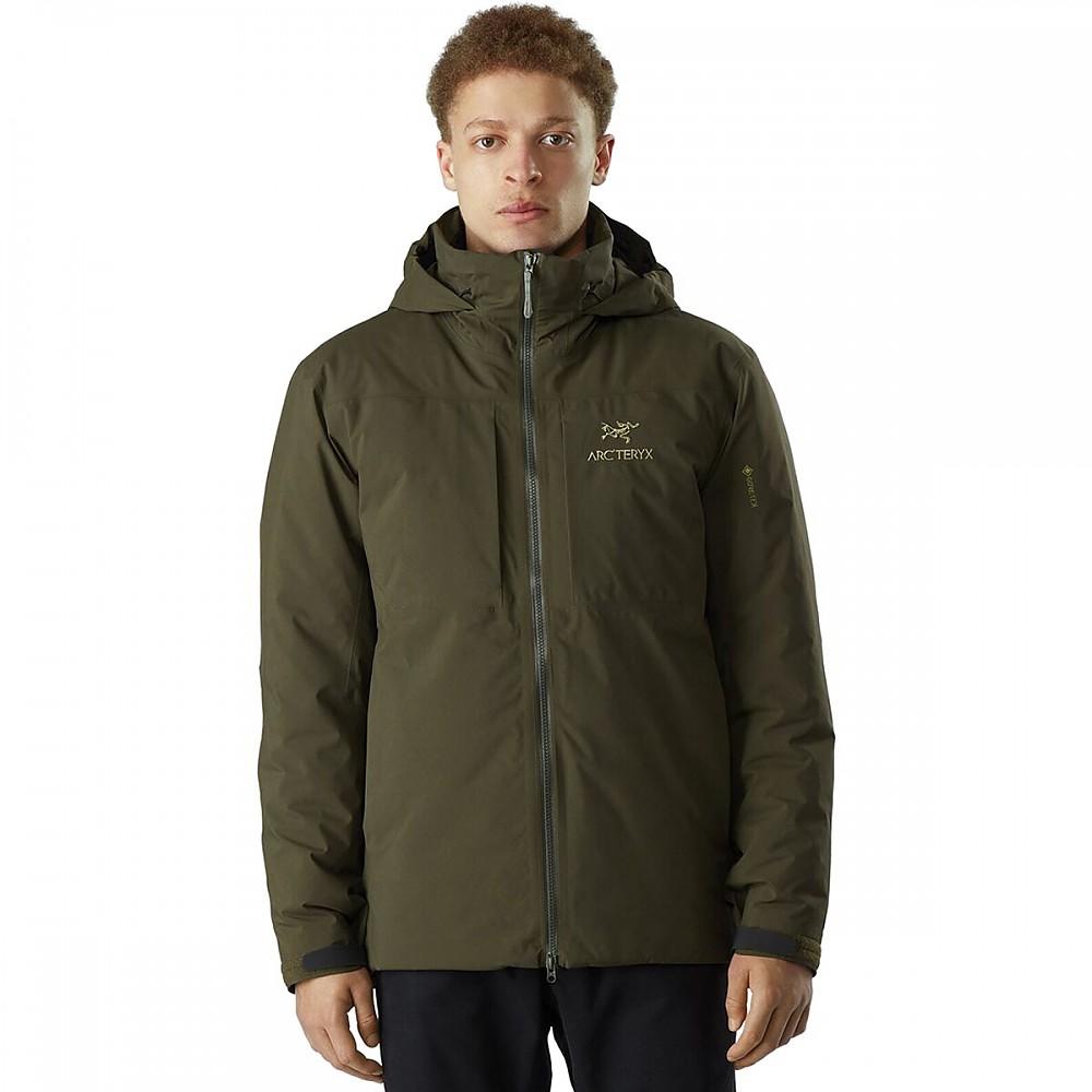 photo: Arc'teryx Fission SV Jacket synthetic insulated jacket