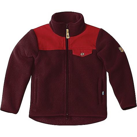 photo: Fjallraven Sarek Fleece Jacket fleece jacket