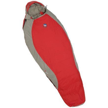 photo: Big Agnes Crater 15° 3-season down sleeping bag