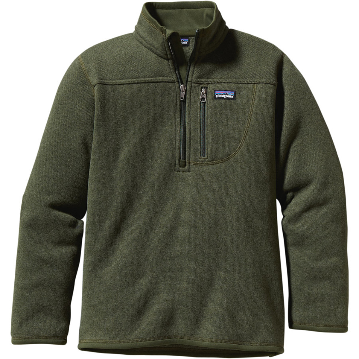 Patagonia Better Sweater Zip Neck