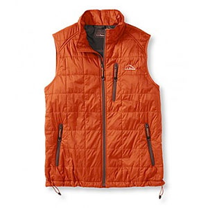 photo: L.L.Bean Women's PrimaLoft Packaway Vest synthetic insulated vest