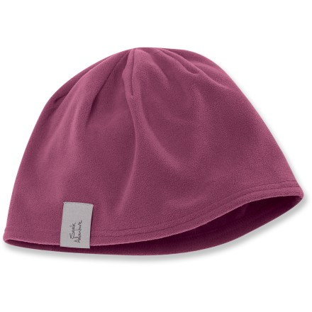 photo: Sierra Designs Men's Microfleece Beanie winter hat