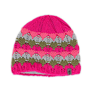 photo: The North Face Girls' Lizzy Bizzy Beanie winter hat