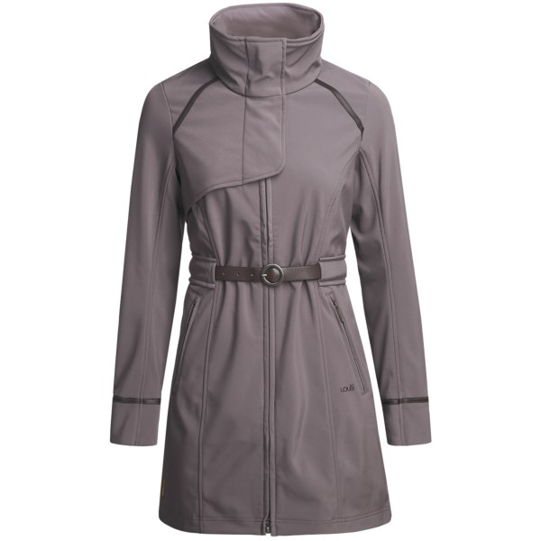 photo: Lole Elegant Jacket soft shell jacket