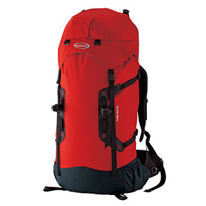 photo: MontBell Alpine Pack 50 weekend pack (3,000 - 4,499 cu in)