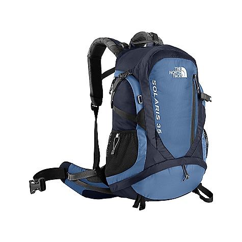 photo: The North Face Men's Solaris 35 overnight pack (35-49l)