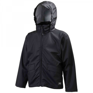 photo: Helly Hansen Kids' Voss Jacket waterproof jacket