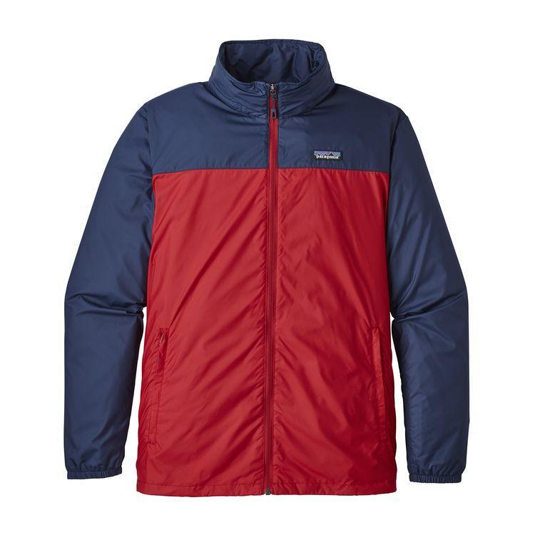photo: Patagonia Light and Variable Jacket wind shirt