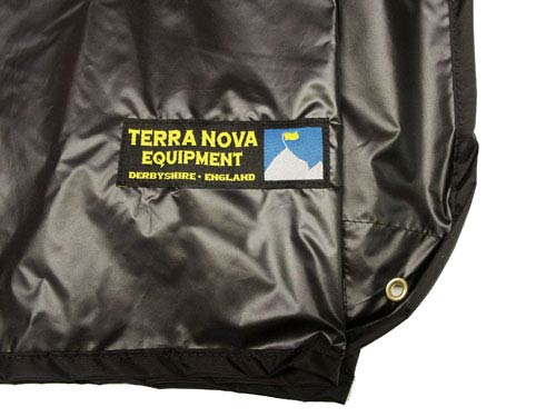 photo: Terra Nova Solar 2 Ground Sheet footprint