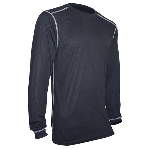 photo: Polarmax Men's Maxride Crew base layer top