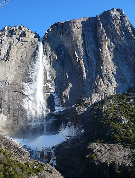 Ice-dome-at-the-base-of-upper-Yosemite-F