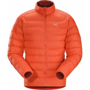 photo: Arc'teryx Men's Thorium AR Jacket down insulated jacket