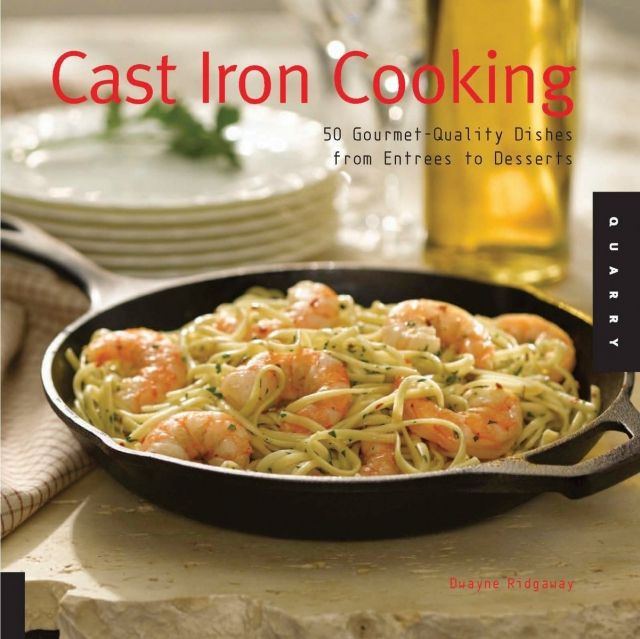 photo: Lodge Cast Iron Cooking Cookbook cookbook
