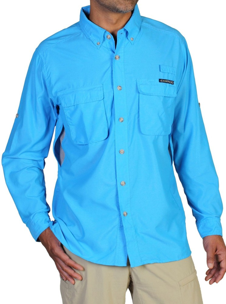 ExOfficio Air Strip Lite Long Sleeve Shirt