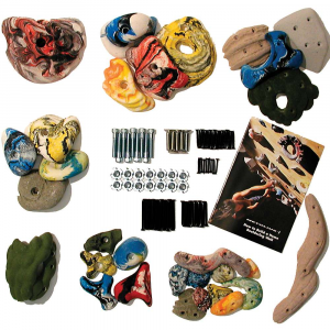 photo: Metolius Modular 30 Hold Mega Pack climbing accessory