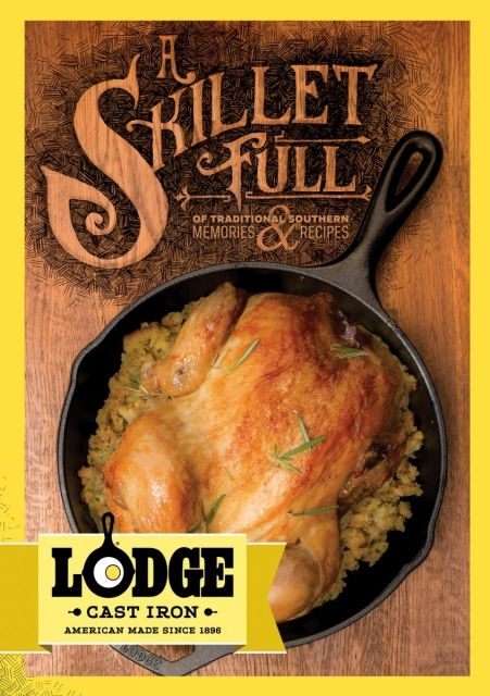 Lodge A Skillet Full Cookbook
