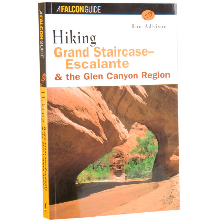 Falcon Guides Hiking Grand Staircase-Escalante & the Glen Canyon Region