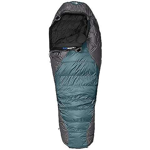 photo: The North Face Women's Nova 3-season down sleeping bag