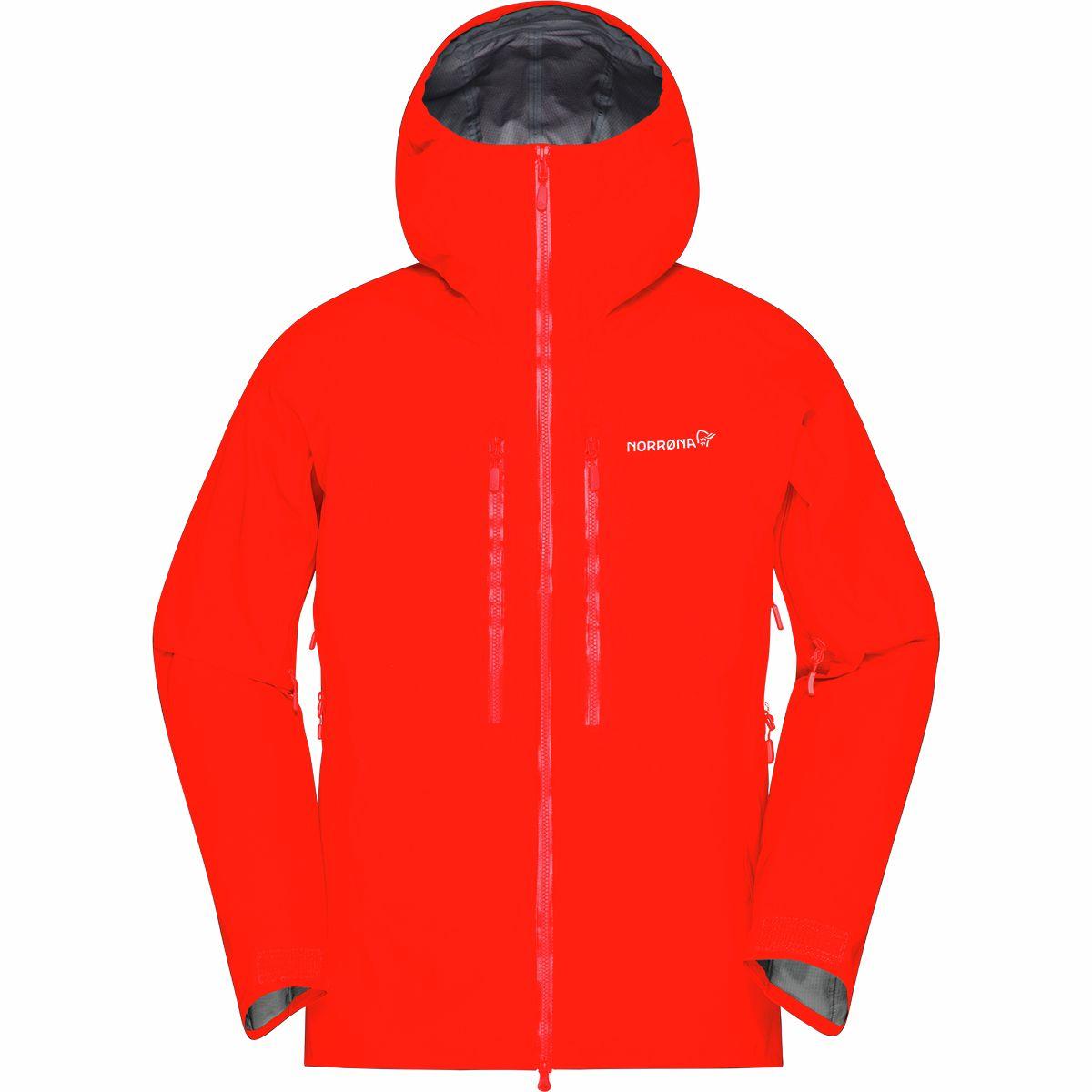 photo: Norrona Trollveggen Gore-Tex Pro Jacket waterproof jacket