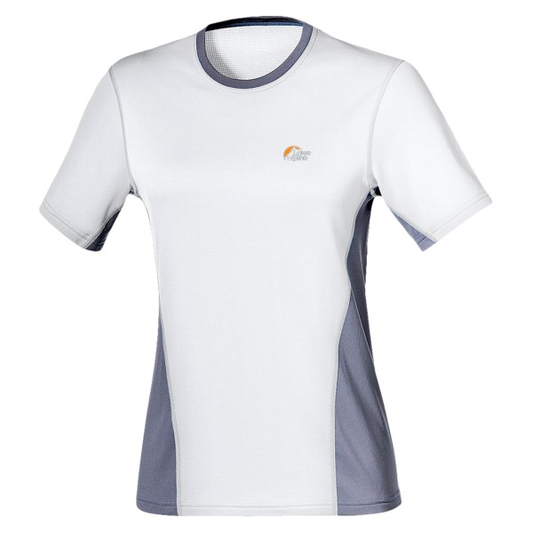 Lowe Alpine Lightweight DRYflo S/S Top