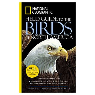 photo: National Geographic Field Guide to the Birds of North America plant/animal identification guide