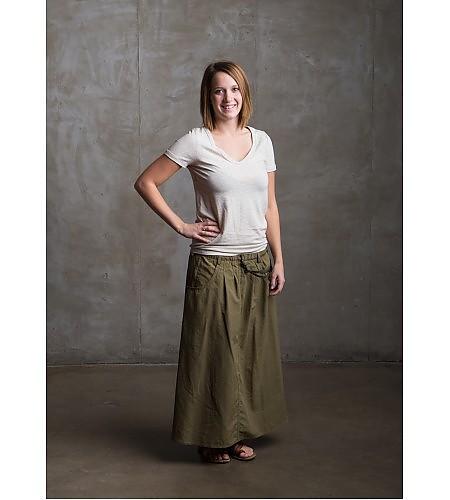 photo: Macabi Skirt  hiking skirt