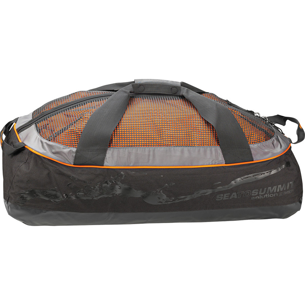 photo: Sea to Summit Solution Gear Dry Mesh Duffle dry duffel