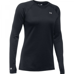 photo: Under Armour Women's Base 3.0 Crew base layer top