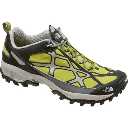photo: The North Face Women's Purgatory trail running shoe
