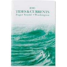 photo of a The Tidebook Company us pacific states guidebook