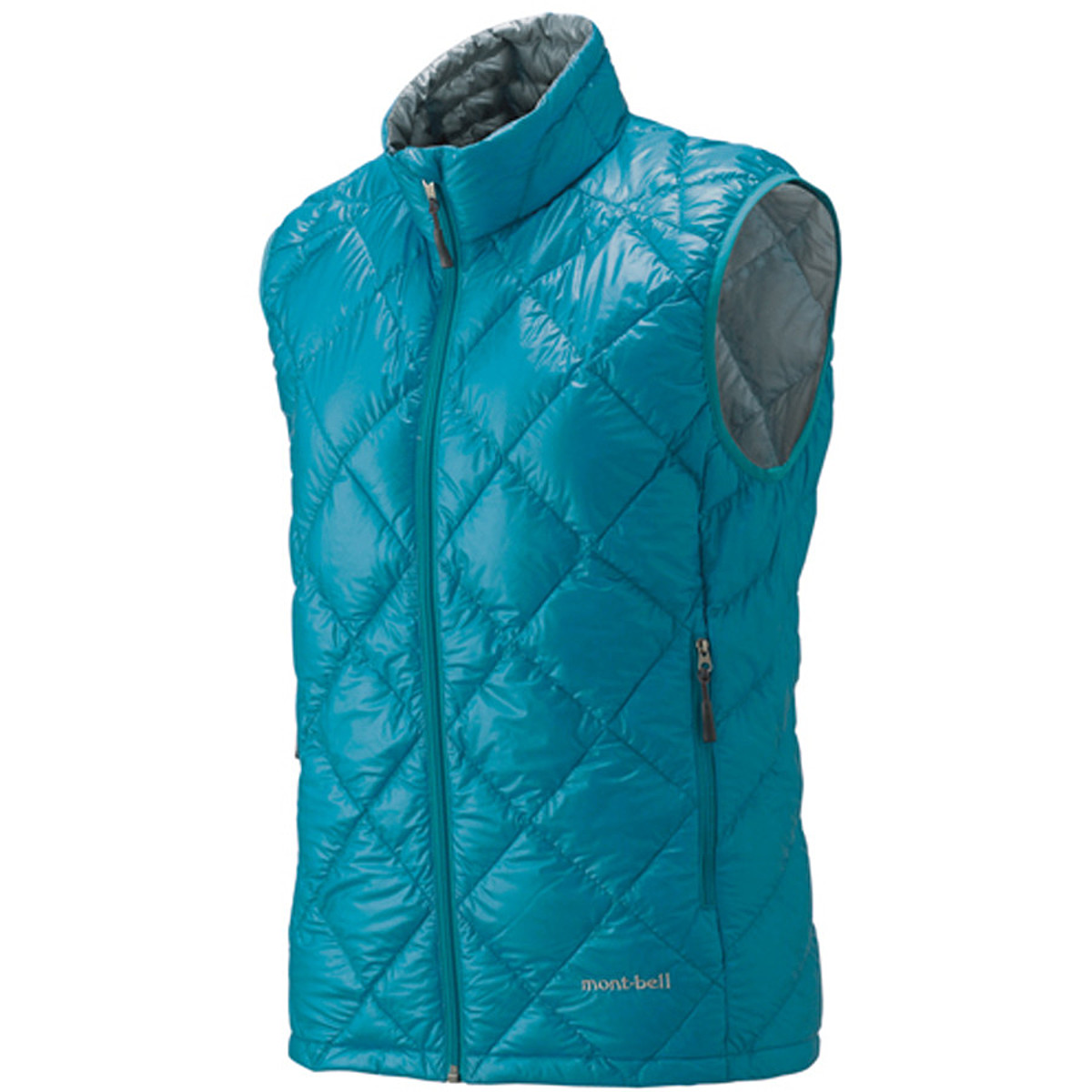 photo: MontBell Women's U.L. Down Inner Vest down insulated vest