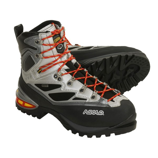 photo: Asolo Broad Peak Climbing Gore-Tex mountaineering boot
