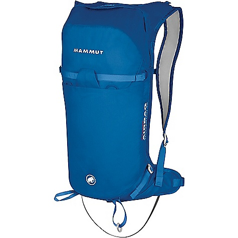 photo: Mammut Unltalight Removable Airbag Ready avalanche airbag pack
