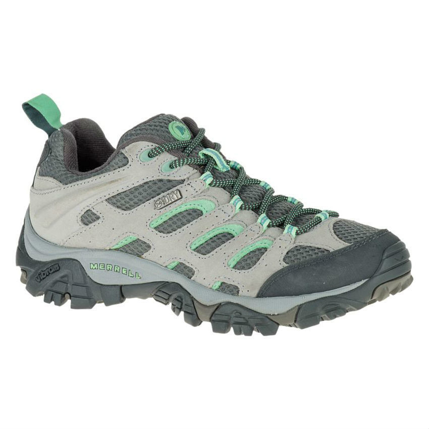 photo: Merrell Women's Moab Waterproof trail shoe