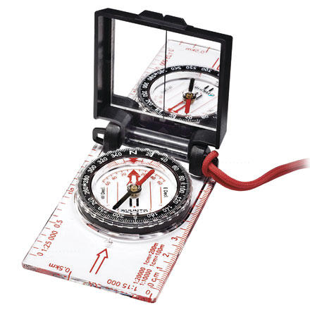 photo: Suunto MCA-D Challenger handheld compass