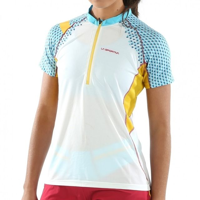 photo: La Sportiva Speed T-Shirt short sleeve performance top