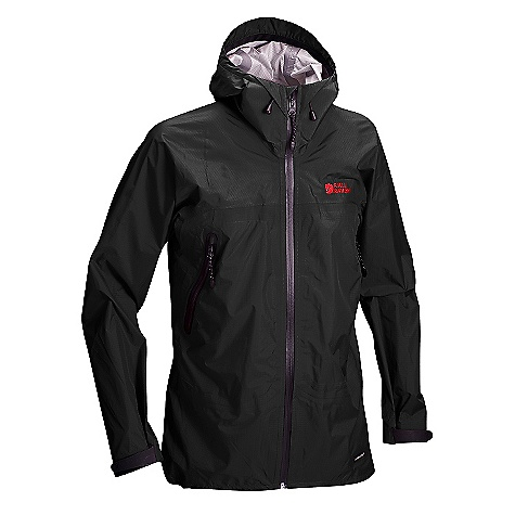 photo: Fjallraven Skur Jacket waterproof jacket