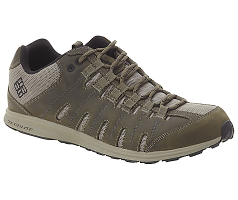 photo: Columbia Men's Master Fly Low Leather trail running shoe