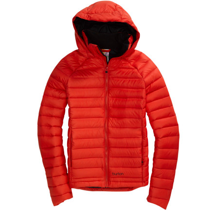 photo: Burton Solace Down Jacket down insulated jacket