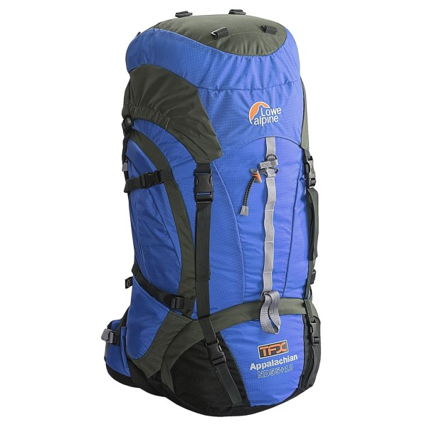 photo: Lowe Alpine TFX Appalachian ND 55+10 weekend pack (3,000 - 4,499 cu in)